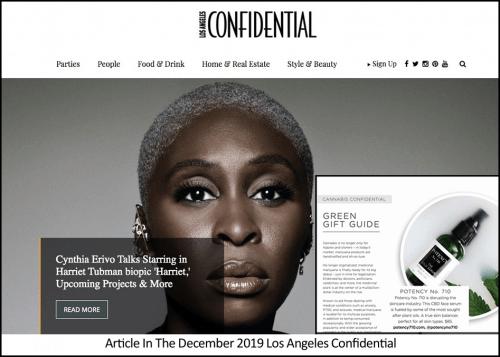 LA Confidntial December 2019 Issue Page 104